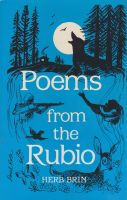 Cover for 'Poems from the Rubio'