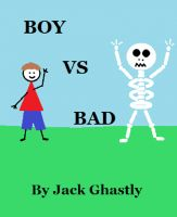 Cover for 'Boy vs Bad'