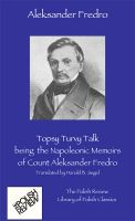 Cover for 'Topsy Turvy Talk'