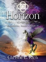 Cover for 'Horizon (Elemental Enmity Book IV)'