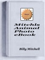 Cover for 'Mitchls Animal Photo Book'