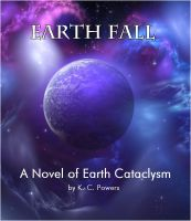 Cover for 'Earth Fall'