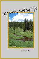 Cover for 'RV Boondocking Tips'