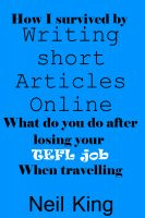 Cover for 'Writing short articles online'