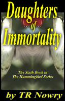 Cover for 'Daughters of Immortality'