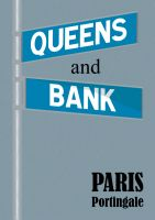 Cover for 'Queens and Bank'