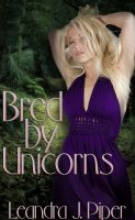 Cover for 'Bred by Unicorns'