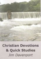 Cover for 'Christian Devotions & Quick Studies'
