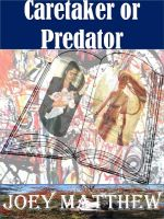 Cover for 'Caretaker or Predator'