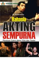 Cover for 'Rahasia Akting Sempurna'