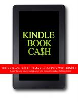 Cover for 'Kindle Book Cash'