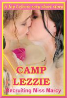 Cover for 'CAMP LEZZIE: Recruiting Miss Marcy'