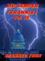Cover for 'Sic Semper Tyrannis - Vol. 39'
