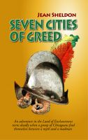 Cover for 'Seven Cities of Greed'
