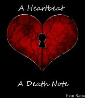 Cover for 'A Heartbeat, A Death Note'