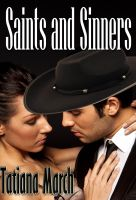 Cover for 'Saints and Sinners'