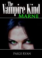 Cover for 'Marne of the Vampire Kind'