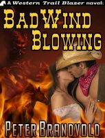 Cover for 'Bad Wind Blowing'