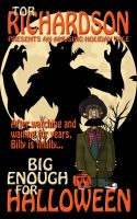 Cover for 'Big Enough for Halloween'
