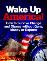 Cover for 'Wake Up America!'