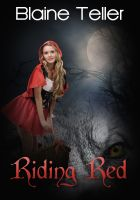 Cover for 'Riding Red'