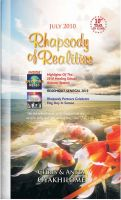 Cover for 'Rhapsody of Realities July Edition'