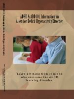 Cover for 'ADHD & ADD 101: Information on Attention Deficit Hyperactivity Disorder.'