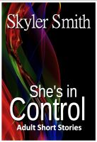 Cover for 'She's in Control'