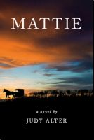 Cover for 'Mattie'