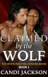 Claimed By the Wolf (BWWM Erotic Paranormal Romance) (The White Wolf Billionaire Book 1) by Candi Jackson