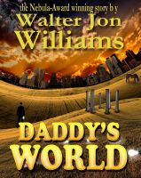 Cover for 'Daddy's World'