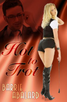 Cover for 'Hot to Trot'
