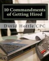 Cover for '10 Commandments of Getting Hired'