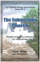 Cover for 'The Submerging Church'