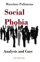 Cover for 'Social Phobia - Analysis and Cure'