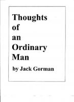 Cover for 'Thoughts of an Ordinary Man'