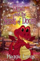 Cover for 'Dewi and the Seeds of Doom'