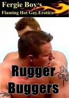 Cover for 'Rugger Buggers (Flaming Hot Gay Erotica)'