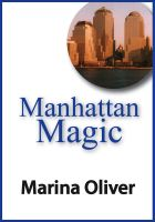 Cover for 'Manhattan Magic'
