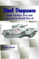 Cover for 'Steel Vengeance'
