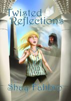 Cover for 'Twisted Reflections'