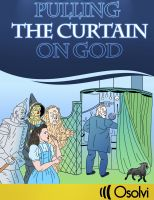 Cover for 'Pulling the Curtain on God'