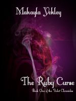 Cover for 'The Ruby Curse'