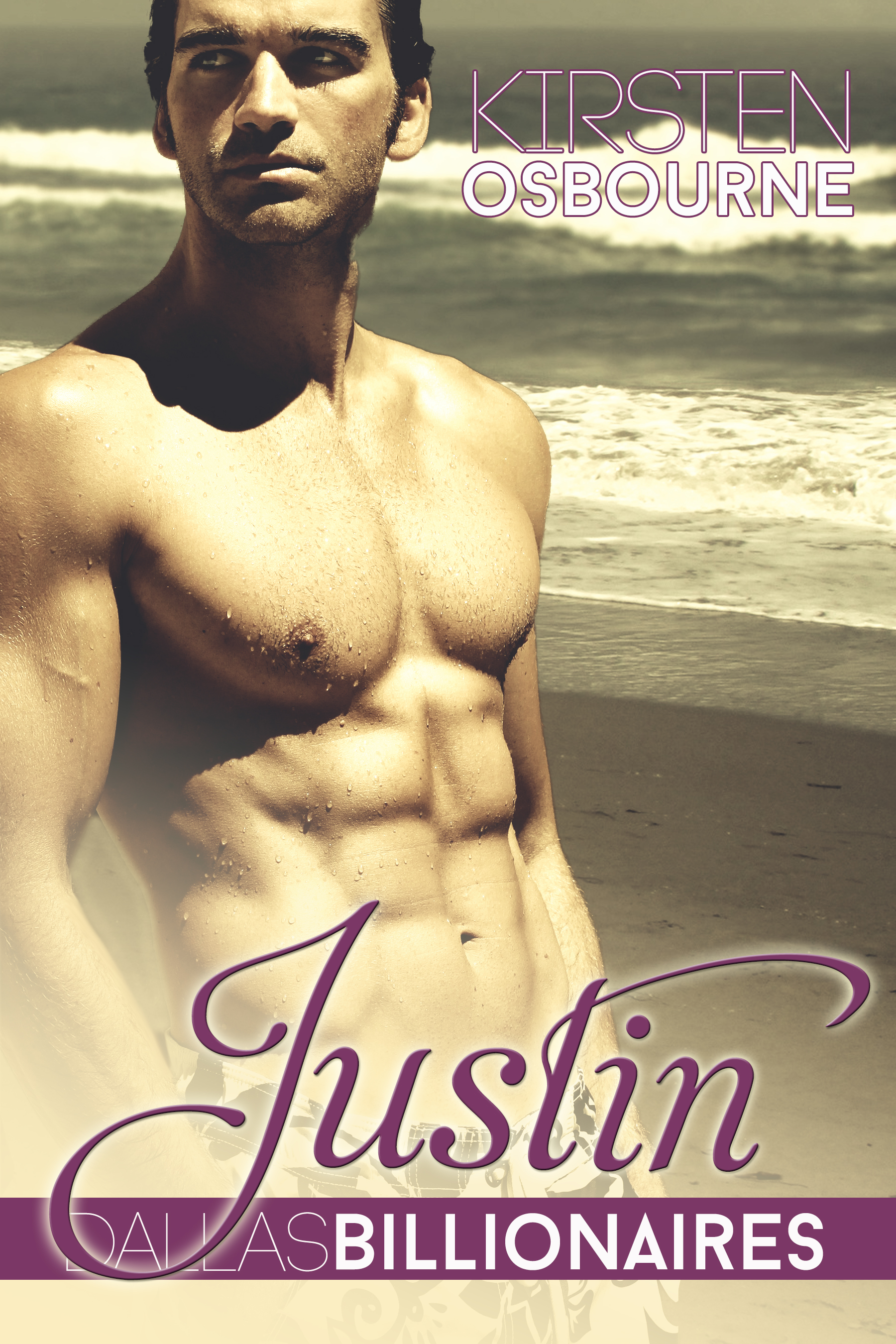 Kirsten Osbourne - Justin: Dallas Billionaires Book Two