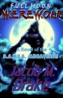 Cover for 'F. U. L. L.  M. O. O. N.  -  W. E. R. E. W. O. L. F.'