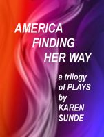 Cover for 'America Finding Her Way'