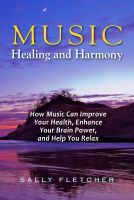 Cover for 'Music Healing and Harmony'