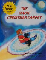 Cover for 'The Magic Christmas Carpet'
