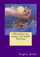 Cover for 'Affirmations for Money and Wealth Attraction'