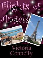 Cover for 'Flights of Angels'